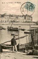 Spanje Spain Espana - La Coruna - El Parrote - 1910 - Non Classés