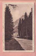 OUDE POSTKAART - ZWITSERLAND -  HINTERRHEIN - HOTEL - GR Grisons