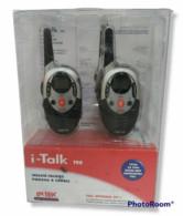 11434 Walkie-Talkies - I-Talk T90 - 8 Canali / 38 Toni / 10 Km Portata - Apparecchi