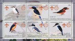 Ref. 628767 * NEW *  - CONGO. Democratic Republic . 2002. BIRDS. AVES - Nuevos