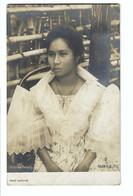 Filipine Beauty  MANILA, P.I. 1907 - Philippines