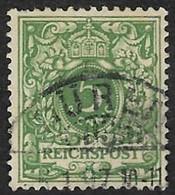 ALLEMAGNE    1889-1900  -   YT  46 -  Oblitéré - Usados