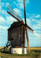62 - Cote D'Opale - Témoin Du Passé , Le Vieux Moulin à Vent - Carte Dentelée - CPSM Grand Format - Voir Scans Recto-Ver - Other Municipalities