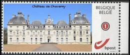 DUOSTAMP** / MYSTAMP** - Château De / Kasteel Van / Schloss Von / Castle Of - Cheverny - Timbres Personnalisés
