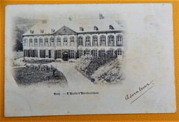 HUY  -  L'Ecole D' Horticulture - Huy