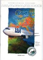 Magazine EBA 94 95 Euro Belgian Airlines   Infligth Boutique Vliegtuig Avion Airplane Flugzeug - Other