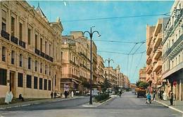 Algérie - Oran - Rue D'Arzew  - Arzew Street - CPM - Voir Scans Recto-Verso - Oran