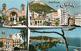 Algérie - Oran - Multivues - CPM - Voir Scans Recto-Verso - Oran