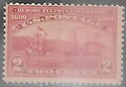 US  1909   Sc#372  2c Ships  MNH    2016 Scott Value $21 - Ungebraucht