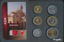Bahrain Inseln Stgl./unzirkuliert Kursmünzen Stgl./unzirkuliert Ab 1991 5 Fils Bis 500 Fils - Bahrain