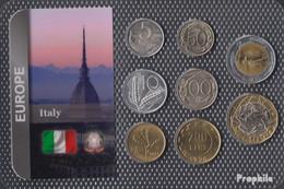 Italien Stgl./unzirkuliert Kursmünzen Stgl./unzirkuliert Ab 1951 5 Lire Bis 1.000 Lire - Other