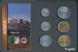 Algerien Stgl./unzirkuliert Kursmünzen Stgl./unzirkuliert Ab 1964 1 Centime Bis 50 Centimes - Algeria