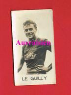 1 Photo Format 3.5 Cm X 6.5 Cm Sport Vélo Cyclisme LE GUILLY - Sports