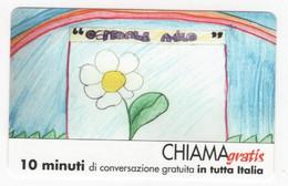 CHIAMAGRATIS OSPEDALE AMICO DASH, Usata , 10 Minuti, Tiratura 637.500, Publicenter, 30/12/2001 - Unclassified