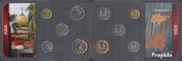 Singapur Stgl./unzirkuliert Kursmünzen Stgl./unzirkuliert Ab 2013 5 Cents Bis 1 Dollar - Singapore