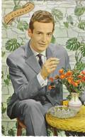 Homme, Cigarette, Boîte Allumettes, Années 1960,2 Scans - Men