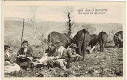 *Nos Campagnes* - Types Paysans - Le Repos Du Laboureur - Cultivation