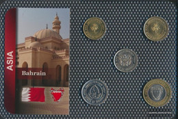 Bahrain Islands Stgl./unzirkuliert Kursmünzen Stgl./unzirkuliert Ab 1991 5 Fils Until 100 Fils - Bahrain