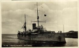 RPPC Hr Ms HERTOG HENDRIK Den Helder  MILITARY SHIPS NAVIRES MILITAIRES BATEAUX BARCOS DE GUERRA WAR - Guerra