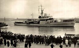 RPPC Hr Ms Van Speyk F805 Fregat Nederl Antillen Haven MILITARY SHIPS NAVIRES MILITAIRES BATEAUX BARCOS DE GUERRA WAR - Guerra