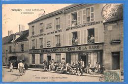 77 -  Seine Et Marne  - Trilport - Hotel Langlois   (N6099) - Autres Communes