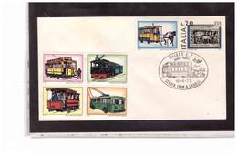 TEM14630   -   MILANO  16.4.1977   /  CENTENARIO TRAM A CAVALLI - Tramways