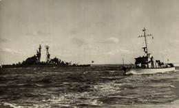 RPPC Hr Ms Kruiser De Zeben Provincien Hadda  Noordzee MILITARY SHIPS NAVIRES MILITAIRES BATEAUX BARCOS DE GUERRA WAR - Guerra
