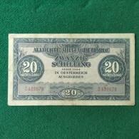 Austria 20 Schilling 1944 - Austria