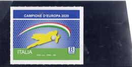 2021 Italia - Italia Campione D'Europa 2020 - Championnat D'Europe (UEFA)