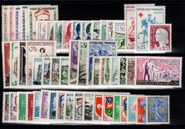 Année Complete 1960 N** Cote 78 Euros - 1960-1969