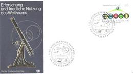 United Nation:Vereinte Nationen:Telescope, 11.06.1982 - Briefe U. Dokumente