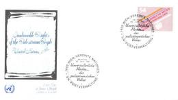 United Nation:Vereinte Nationen:Unalienable Rights Of The Palestinian People, 30.01.1981 - Briefe U. Dokumente