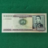 Bolivia 10000  1 Centavo De Bolivano - Bolivia