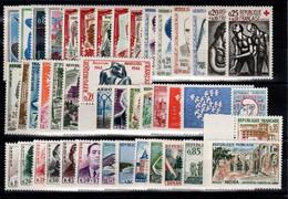 Année Complete 1961 N** Cote 67 Euros - 1960-1969