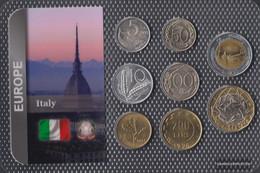 Italy Stgl./unzirkuliert Kursmünzen Stgl./unzirkuliert Ab 1951 5 Lire Until 1.000 Lire - Other