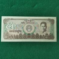 Cambogia 50 Riel - Kambodscha