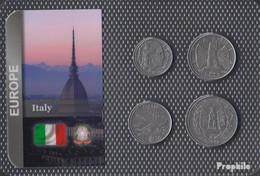 Italien Vorzüglich Kursmünzen Vorzüglich Ab 1939 20 Centesimi Bis 2 Lire - Other