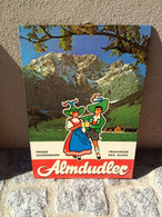 Plaque Almdudler - Signs