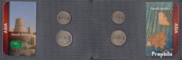 Saudi-Arabien Stgl./unzirkuliert Kursmünzen Stgl./unzirkuliert Ab 1958 1 Ghirsh Bis 2 Ghirsh - Saudi Arabia