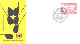 United Nation:World Food Programme, 22.04.1983 - Briefe U. Dokumente