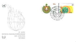 United Nation:United Nation Volunteer Programme 10 Years, 13.11.1981 - Briefe U. Dokumente