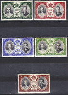 Monaco Timbres  N° 473 à 477  Neuf ** Mariage Princier - Unused Stamps