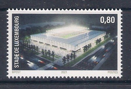 Lussemburgo • Luxembourg (2021) Stade De Luxembourg - Single Stamp [MNH] - Autres