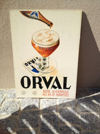 Plaque Orval - Signs