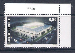 Lussemburgo • Luxembourg (2021) Stade De Luxembourg - Single Stamp Wiyh Labels [MNH] - Autres