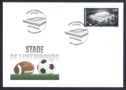 Lussemburgo • Luxembourg (2021) Stade De Luxembourg - FDC - Autres