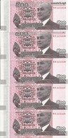 CAMBODGE 500 RIELS 2014 UNC P 66 ( 5 Billets ) - Kambodscha