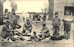 11738115 Chile Indianerknaben Der Missionsstation Villa Rika Der Bayer. Kapuzine - Chile