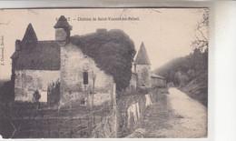 CHATEAU DE ST VINCENT LE PALUEL - Non Classés