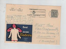 1441PR/ Entier CP Publibel 1524 + TP C.Brugge 1959 > BXL Boitsfort - Publibels
